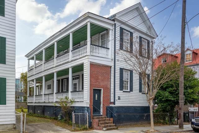 31 Nassau Street, Charleston, SC 29403 (#21000497) :: Realty ONE Group Coastal