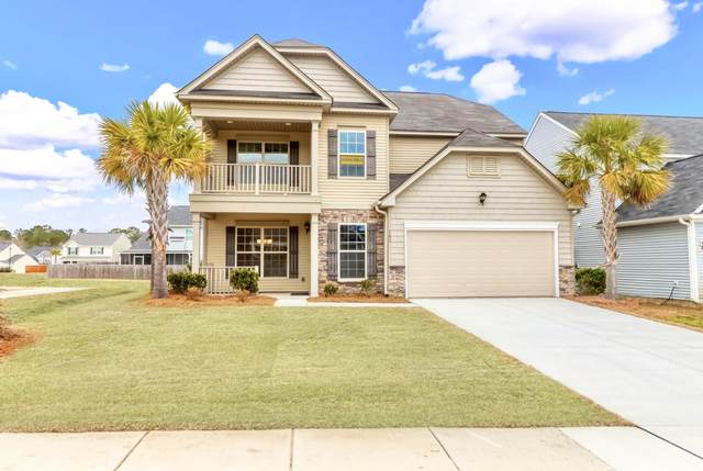 102 Weeping Cypress Drive, Moncks Corner, SC 29461 (#21000827) :: The Cassina Group