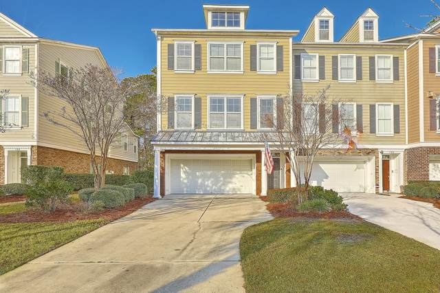 129 Palm Cove Way, Mount Pleasant, SC 29466 (#21001018) :: The Cassina Group