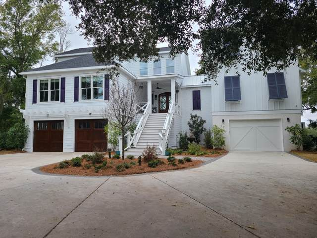 115 2nd Street, Mount Pleasant, SC 29464 (#21001162) :: Realty ONE Group Coastal