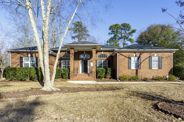 111 Thames Drive, Goose Creek, SC 29445 (#21001214) :: The Cassina Group