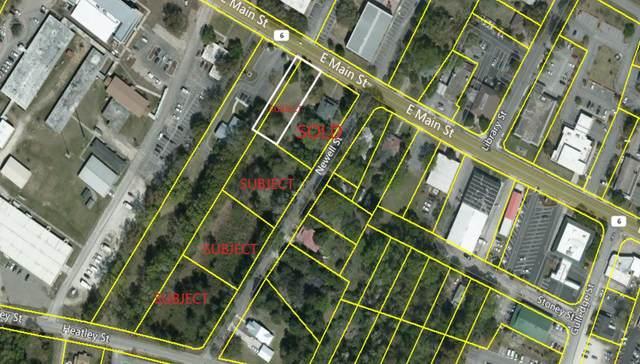 0 E Main Street, Moncks Corner, SC 29461 (#21001318) :: The Cassina Group