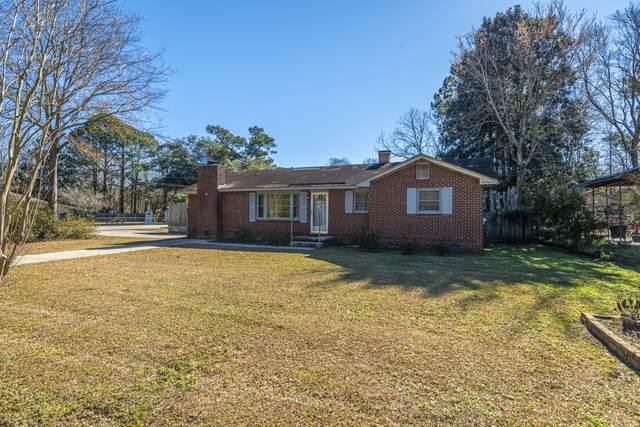 2901 Shadow Lane, North Charleston, SC 29406 (#21001663) :: The Cassina Group
