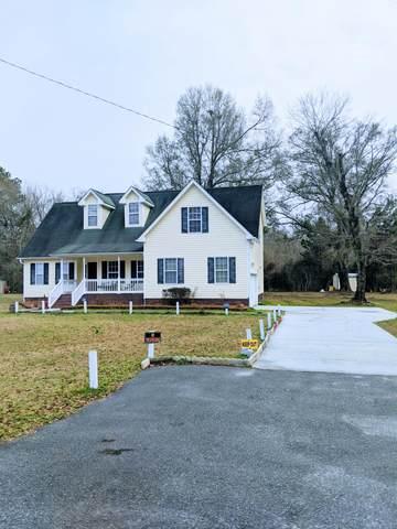 411 Fletcher Lane, Walterboro, SC 29488 (#21002574) :: The Cassina Group