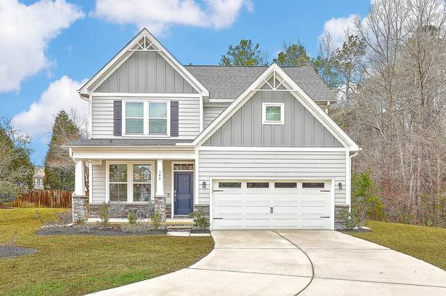 146 Marshside Drive, Summerville, SC 29485 (#21002778) :: Realty ONE Group Coastal