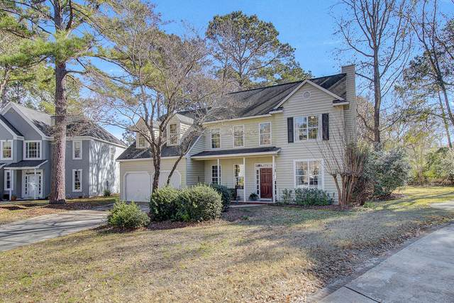 1182 W Park View Place, Mount Pleasant, SC 29466 (#21003238) :: The Cassina Group