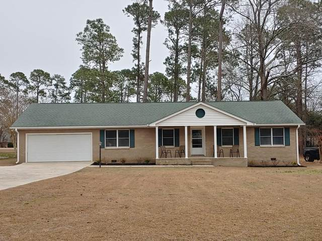 129 Wateree Drive, Santee, SC 29142 (#21003275) :: The Cassina Group