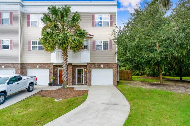 4654 Palm View Circle, North Charleston, SC 29418 (#21003394) :: The Cassina Group