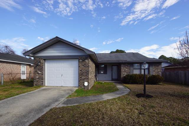 7612 Corley Drive, North Charleston, SC 29418 (#21003482) :: The Cassina Group