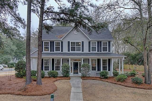 105 Old Course Road, Summerville, SC 29485 (#21003758) :: The Cassina Group