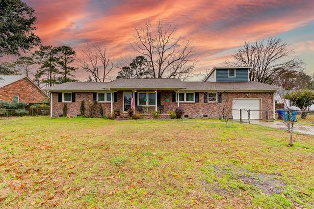 3267 Pinewood Drive, Ladson, SC 29456 (#21004581) :: The Cassina Group