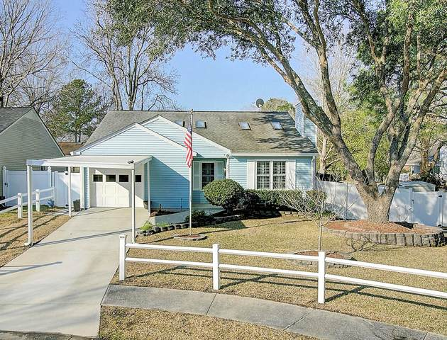 8223 Quail Hollow Court, North Charleston, SC 29420 (#21004923) :: The Cassina Group