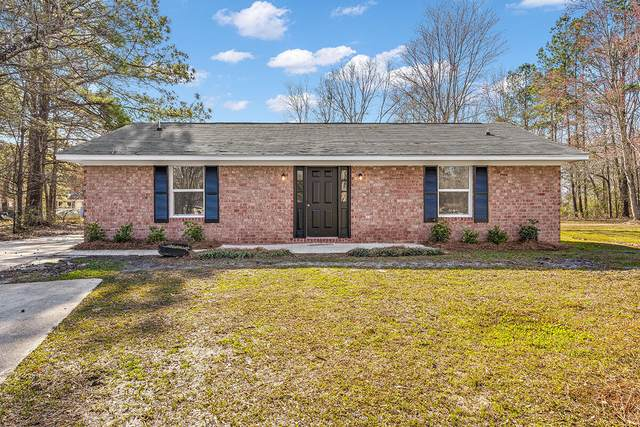 208 Shamrock Dr, Summerville, SC 29483 (#21005072) :: The Cassina Group