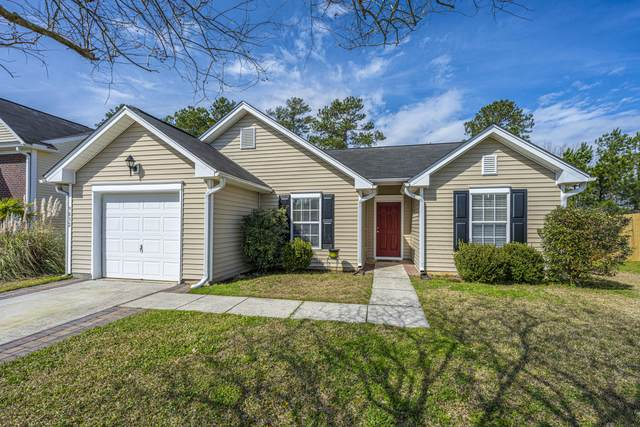 9832 Stockport Circle, Summerville, SC 29485 (#21005301) :: The Cassina Group