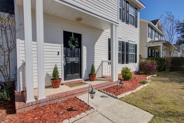 2218 Sandtuck Circle, Summerville, SC 29483 (#21005756) :: Realty ONE Group Coastal