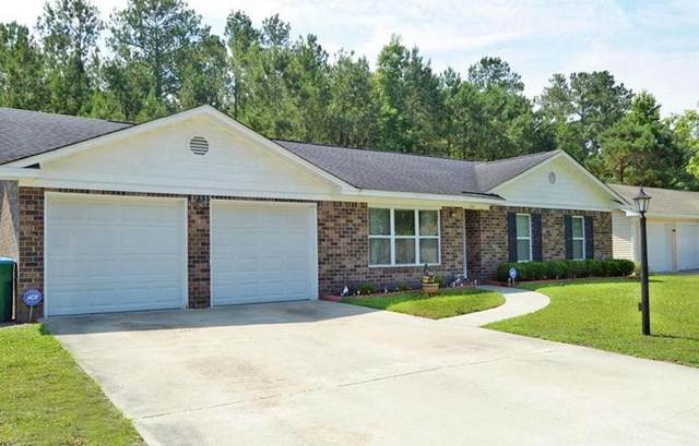234 Mohican Circle, Summerville, SC 29483 (#21006873) :: Realty ONE Group Coastal
