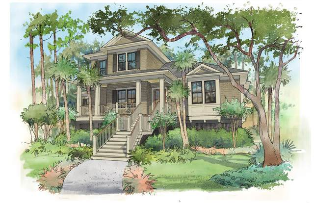 2620 Seabrook Island Road, Seabrook Island, SC 29455 (#21007240) :: The Cassina Group