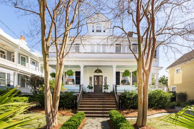 80 Rutledge Avenue, Charleston, SC 29401 (#21007576) :: The Cassina Group