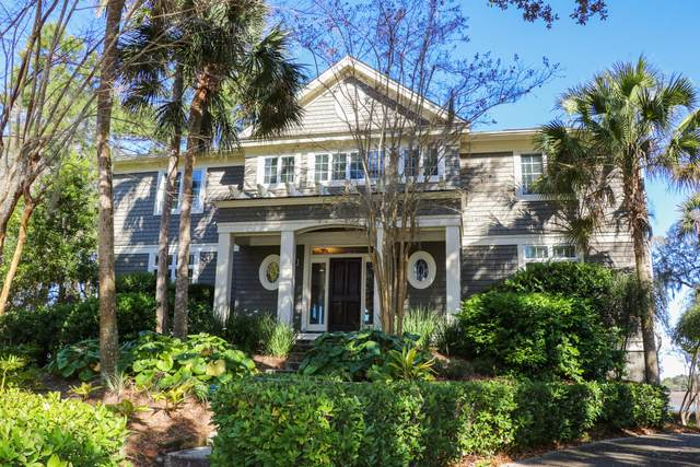 3134 Laughing Gull Court, Seabrook Island, SC 29455 (#21008076) :: The Cassina Group