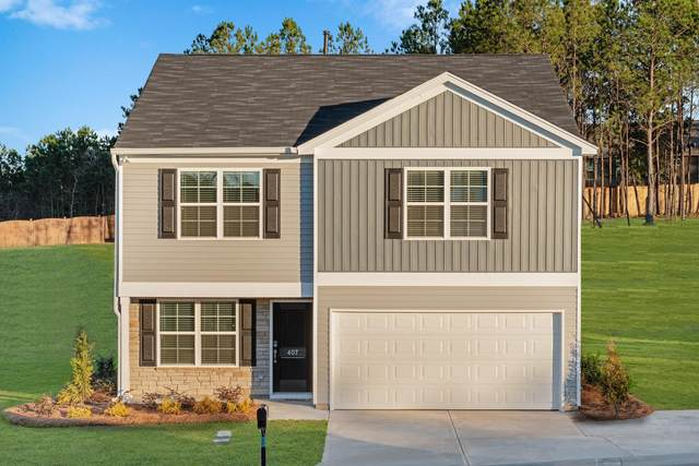 208 Hyrne Drive, Goose Creek, SC 29445 (#21008608) :: The Cassina Group