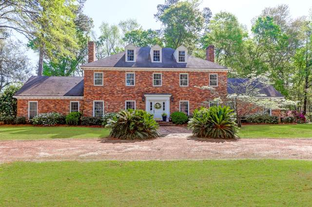 2815 Camden Road, Holly Hill, SC 29059 (#21008715) :: The Cassina Group