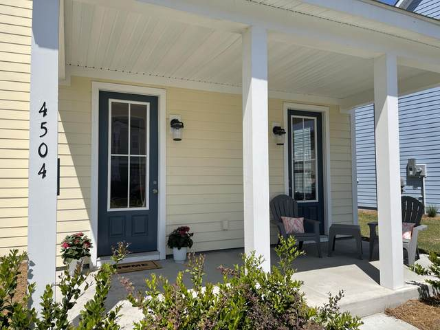 4504 Finn Boulevard, North Charleston, SC 29405 (#21008936) :: Realty ONE Group Coastal