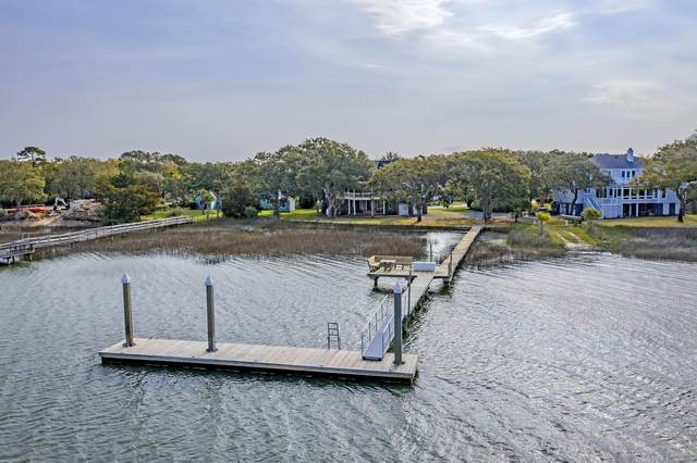 1 Myrtle Boulevard, Isle Of Palms, SC 29451 (#21008942) :: The Cassina Group