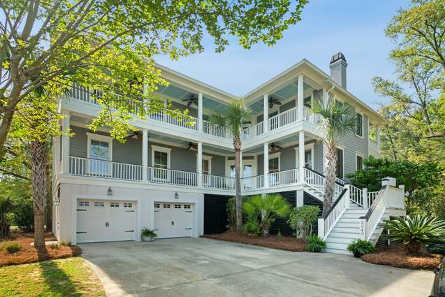 2249 Beckenham Drive, Mount Pleasant, SC 29466 (#21009022) :: The Cassina Group