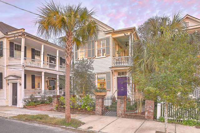 8 Council Street, Charleston, SC 29401 (#21009246) :: Realty ONE Group Coastal