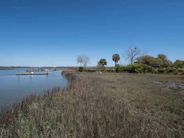 1850 Clark Road Lot 13, Edisto Island, SC 29438 (#21009482) :: The Gregg Team