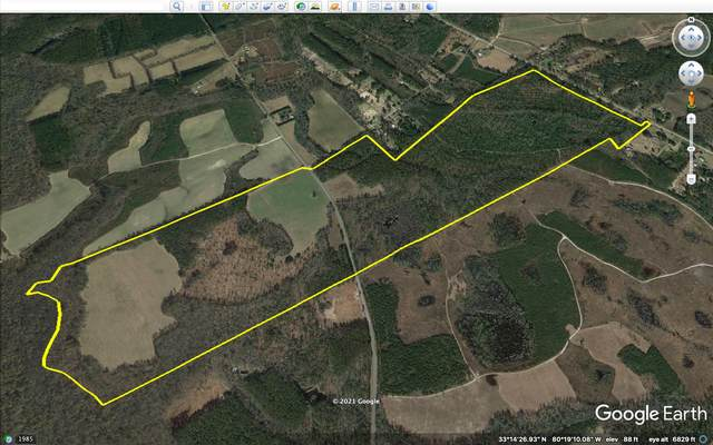 000 Old Gilliard Road, Ridgeville, SC 29472 (#21009929) :: Realty ONE Group Coastal