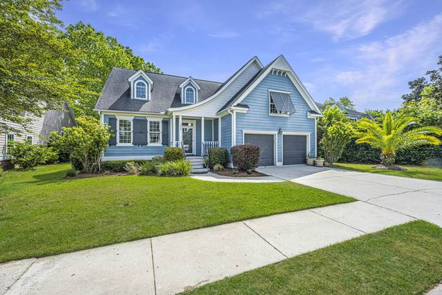 1624 Sewee Fort Road, Mount Pleasant, SC 29466 (#21010010) :: The Cassina Group