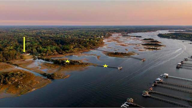 3940 Chisolm Road, Johns Island, SC 29455 (#21010159) :: The Cassina Group