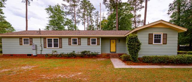 201 Woodland Terrace Drive, Walterboro, SC 29488 (#21010277) :: Realty ONE Group Coastal