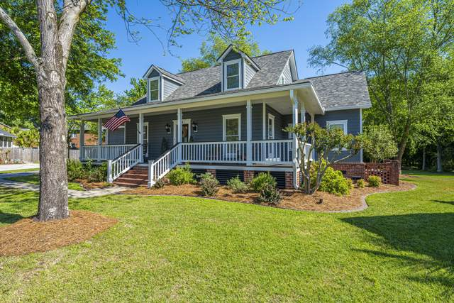 114 N Warwick Trace, Goose Creek, SC 29445 (#21010614) :: The Cassina Group