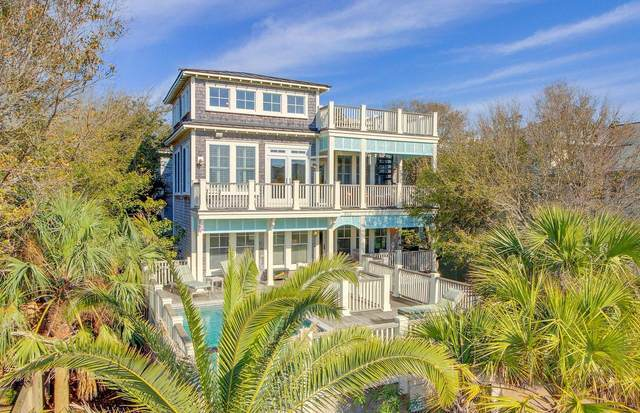 913 Carolina Boulevard, Isle Of Palms, SC 29451 (#21010730) :: The Cassina Group