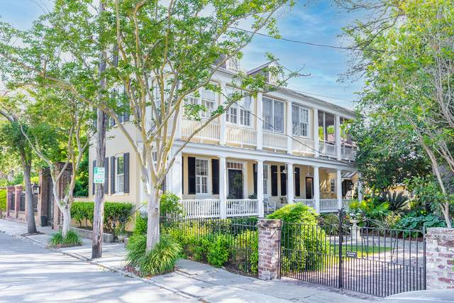 14 Limehouse Street, Charleston, SC 29401 (#21011420) :: The Cassina Group