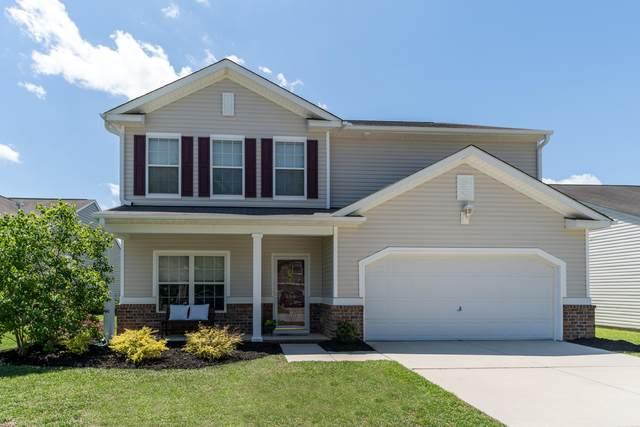 206 Goldfinch Lane, Summerville, SC 29485 (#21012165) :: Flanagan Home Team