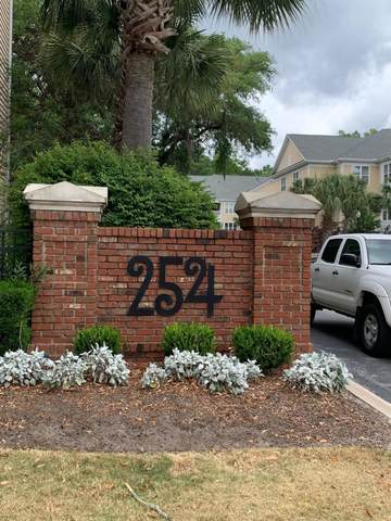 260 Seven Farms Drive #306, Charleston, SC 29492 (#21012514) :: The Cassina Group