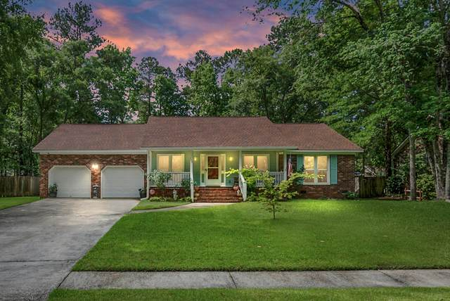 106 Cherry Hill Avenue, Goose Creek, SC 29445 (#21012603) :: The Gregg Team