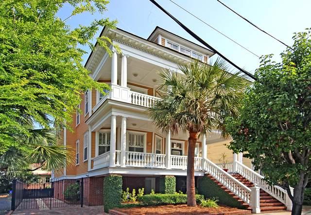 22 Bennett Street, Charleston, SC 29401 (#21013585) :: The Gregg Team