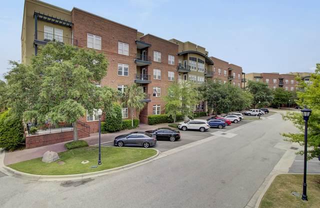 135 Pier View Street #205, Daniel Island, SC 29492 (#21014144) :: The Cassina Group