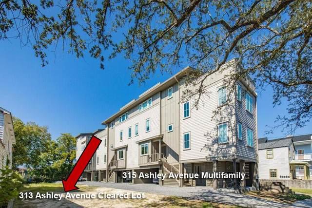 313 Ashley Avenue, Charleston, SC 29403 (#21015770) :: The Cassina Group