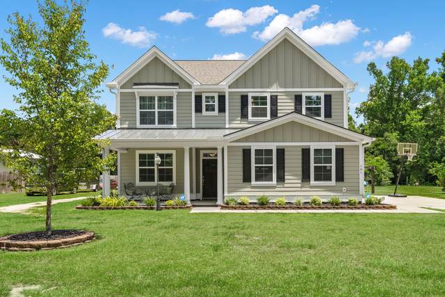161 Hill Branch Road, Ridgeville, SC 29472 (#21015825) :: Realty ONE Group Coastal