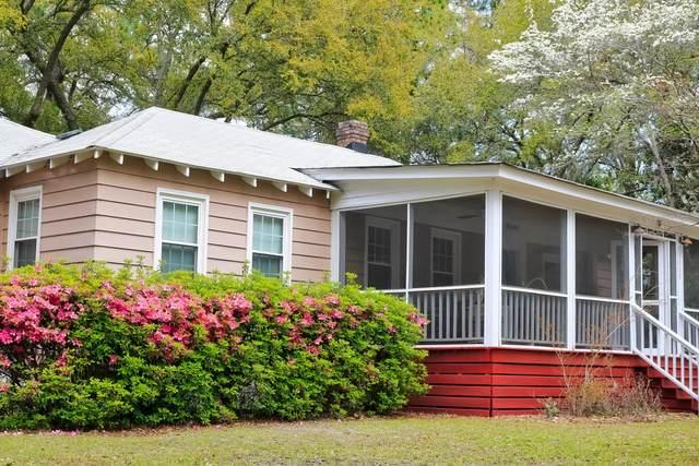 1720 Wappoo Drive, Charleston, SC 29407 (#21016151) :: Realty ONE Group Coastal