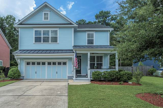 419 Branch Creek Trail #419, Summerville, SC 29483 (#21017894) :: Realty ONE Group Coastal