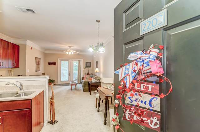 1755 Central Park Road #2203, Charleston, SC 29412 (#21020538) :: The Cassina Group