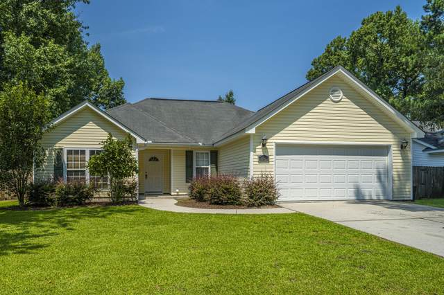 695 Bunkhouse Drive, Charleston, SC 29414 (#21020909) :: The Cassina Group