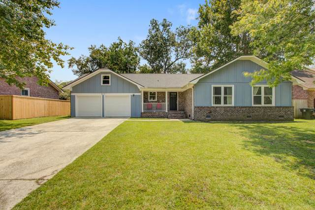 903 Larch Pine Drive, Ladson, SC 29456 (#21020944) :: The Cassina Group