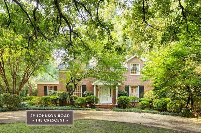 29 Johnson Road, Charleston, SC 29407 (#21021261) :: The Cassina Group